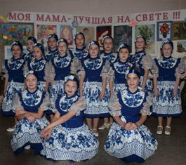 """Образцовый фольклорный ансамбль """"Родничёк""""."""